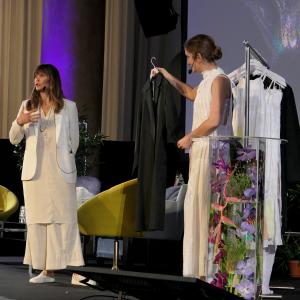 Elin Larsson och Rebecka Carlsson