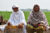 Hameeda Bibi and Kausar Bibi spread the skills of sustainable farming to more women in the area (Photo: Shirin Abbasy)