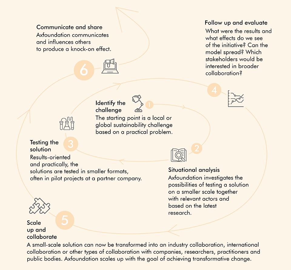 Axfoundation's working model